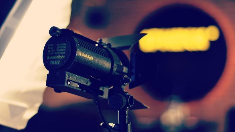 Dokumentacja z produkcji spotu reklamowego